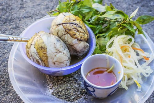 balut duck embryo - hangover cure