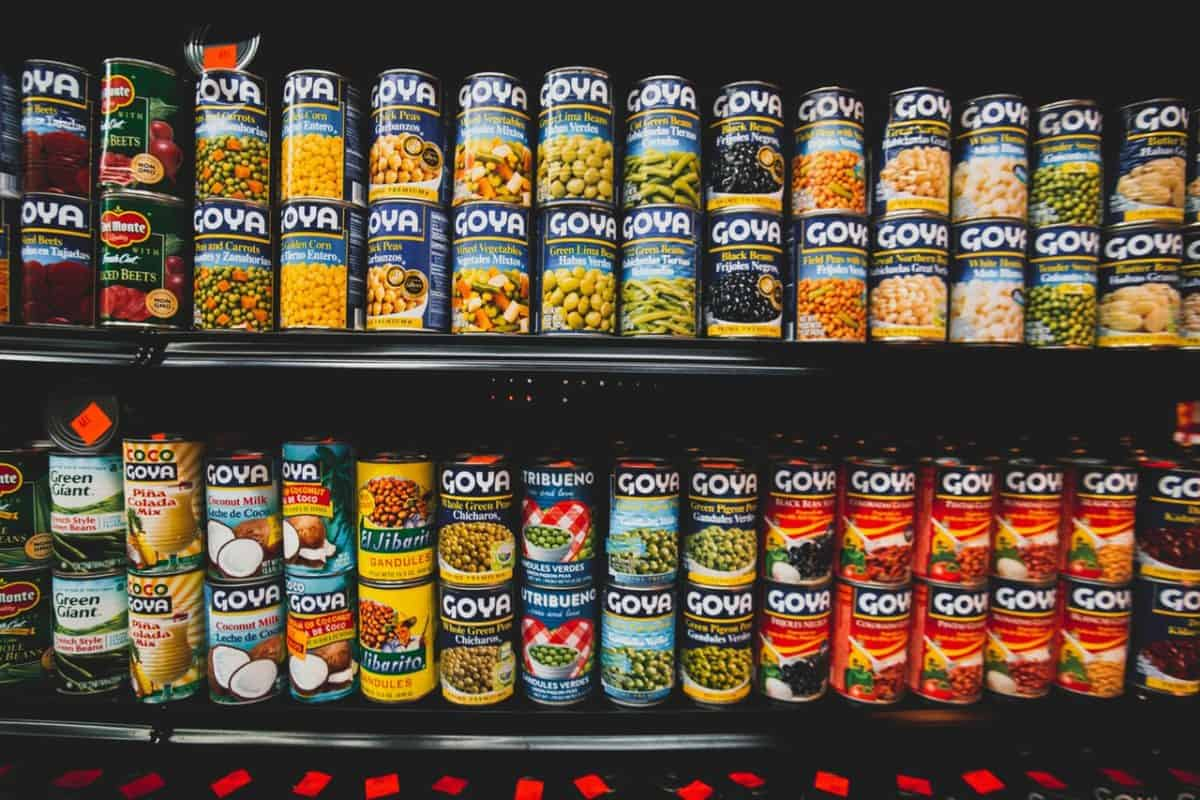 canned foods/ best foods to buy in bulk