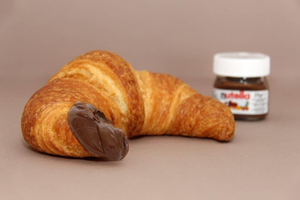 nutella vs peanut butter
