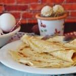 egg recipe pancake
