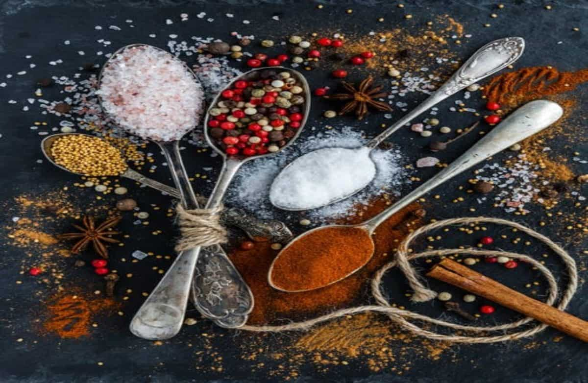 Powdered Erythritol and other sweeteners