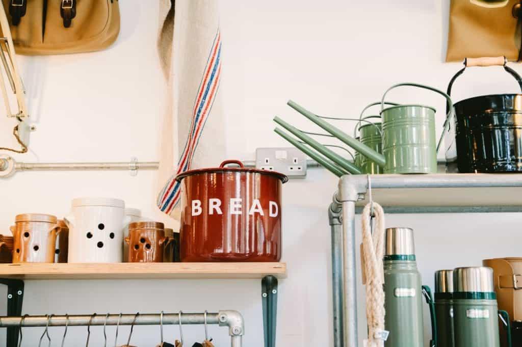 organized kitchen items/Can Rack Organizers