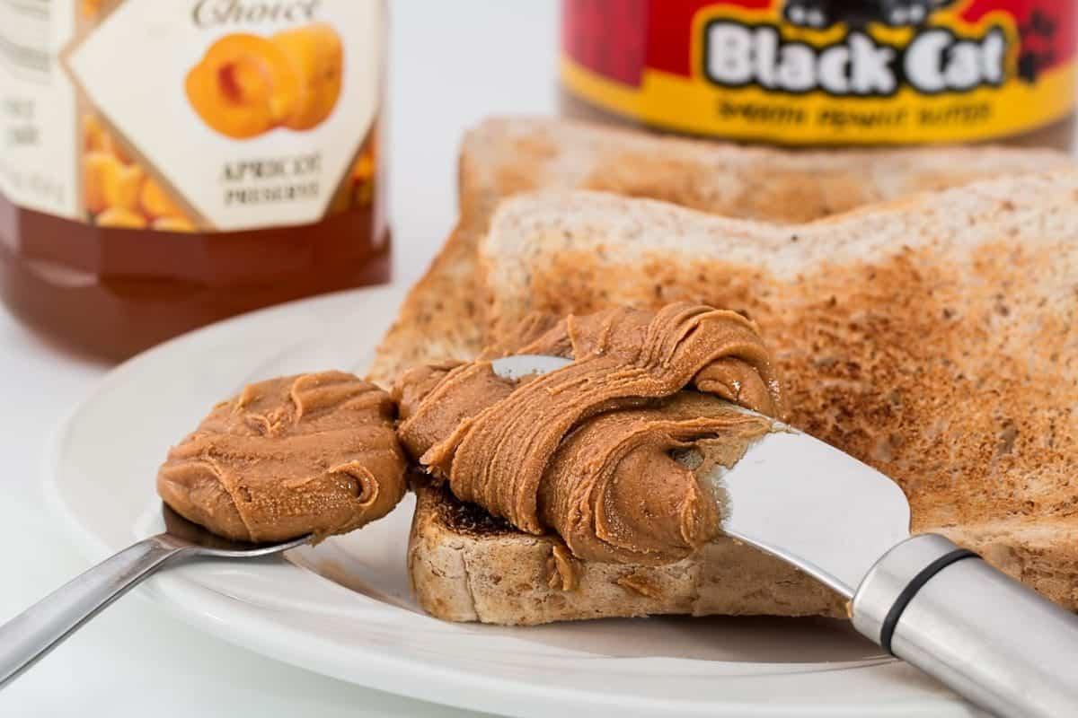 a brown spread