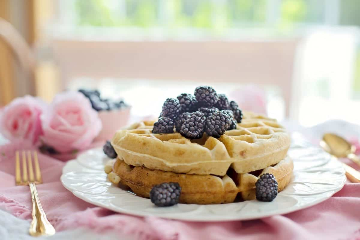 waffles-diet-food