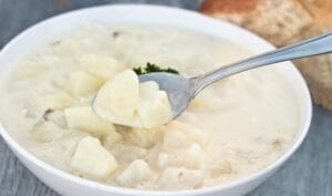 Easy Recipe for Potato Soup