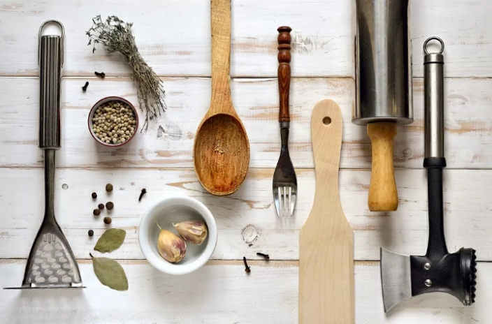 Food & Cooking Blog with Recipes and Kitchen Reviews