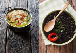Cuban Black Bean and Ham Soup Recipe
