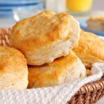 Flaky Popeyes Biscuit Recipe Club Soda Version