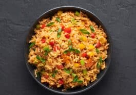 Indian Vegetable Fried Rice Recipe