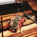 Seared Steak and Chimichurri