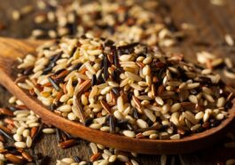 The MN State Fair Wild Rice Burger Recipe