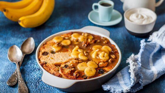 Quick & Easy Microwave Banana Bread Recipe