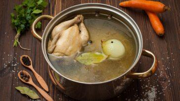 Chicken Broth Recipe