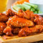 Chicken Wings Chilli Sauce