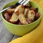 Grilled Red Potatoes