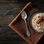 Quick & Easy Microwave Rice Pudding Recipe