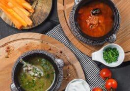 Soup for Dinner