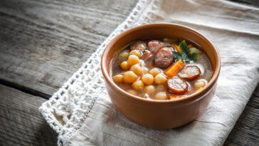 Spanish Bean Soup