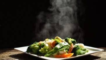 Steamed Vegetables Without Using Steamer