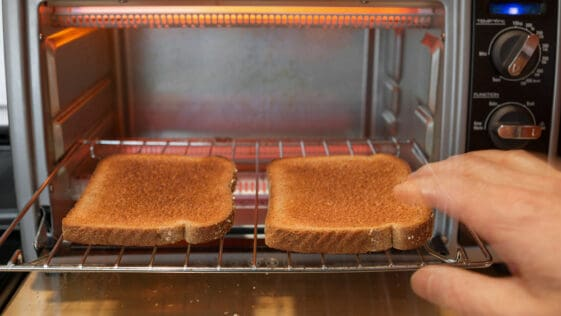 toast-in-oven