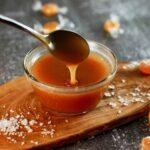 Butterscotch Sauce without Cream