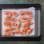 Parchment Paper with Baked Chicken Recipe