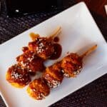 Traditional Yakitori Tsukune