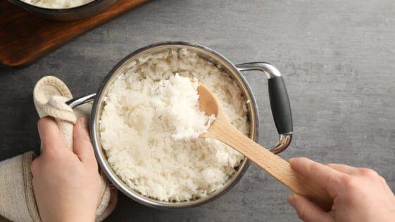 best-way-to-reheat-rice
