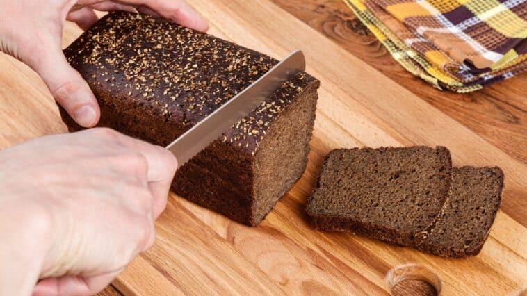 Russian Black Bread Recipe