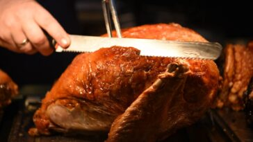 Best Knife for Carving a Turkey