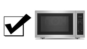 Countertop Convection Microwave
