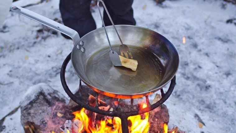 Carbon Steel Pan
