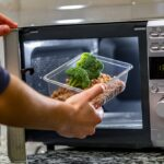Broccoli in Microwave