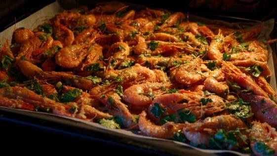 Broil Shrimp