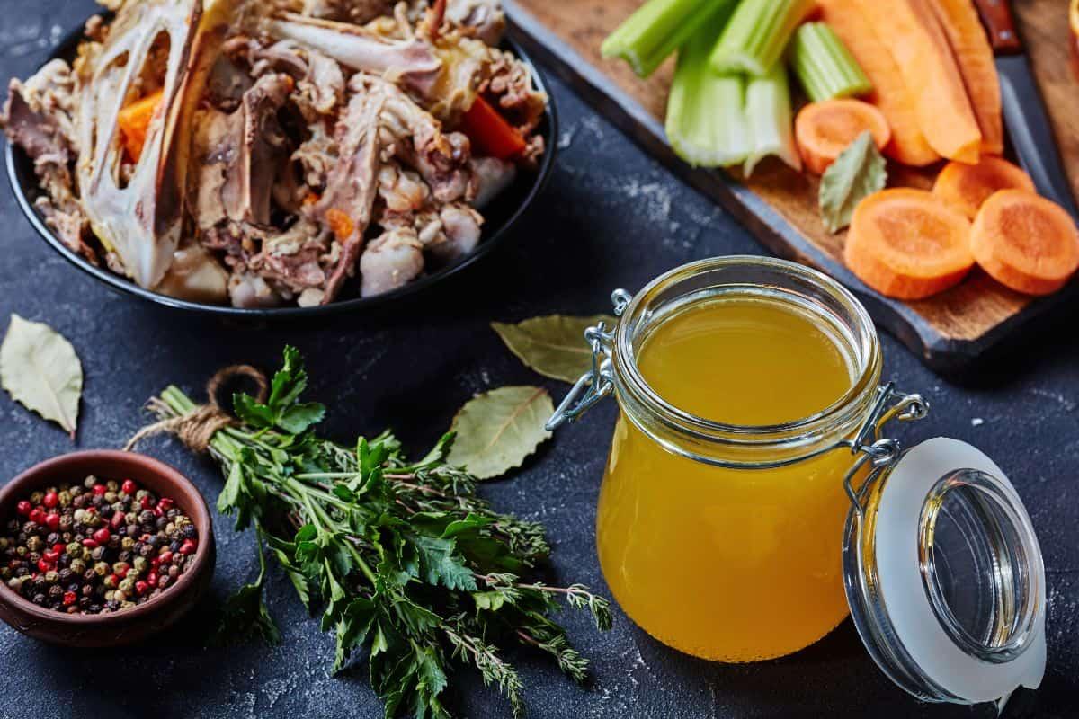 Best Chicken Stock Recipe