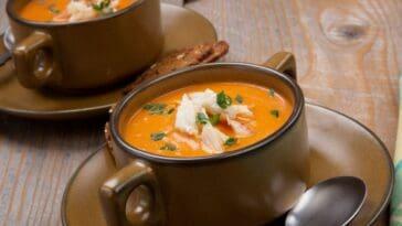 Best Crab Bisque Recipe Ever