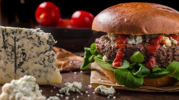 Blue Cheese Hamburger Recipe