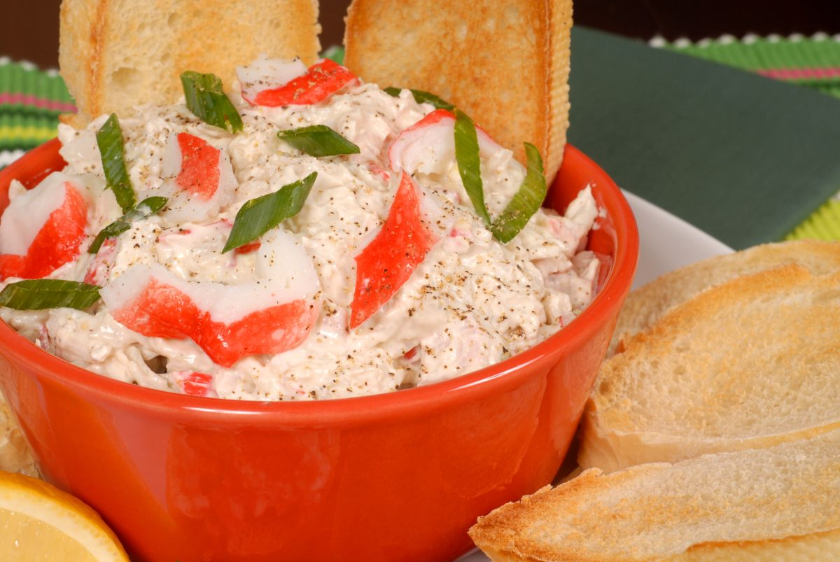 Cold Crab Dip Without Cream Cheese