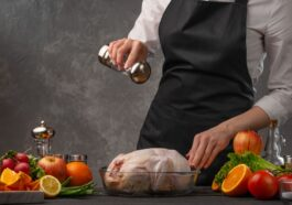 Cooking Turkey Upside Down Recipes