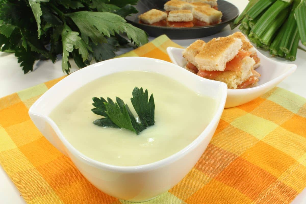 Recipes With Cream of Celery Soup