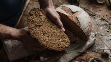 Dark Rye Bread Recipe