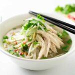 Easy Chicken Pho Recipe