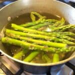 How To Boil Asparagus On Stove