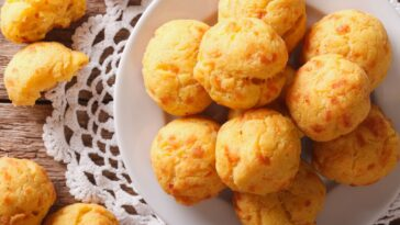 How To Make Cheese Puffs