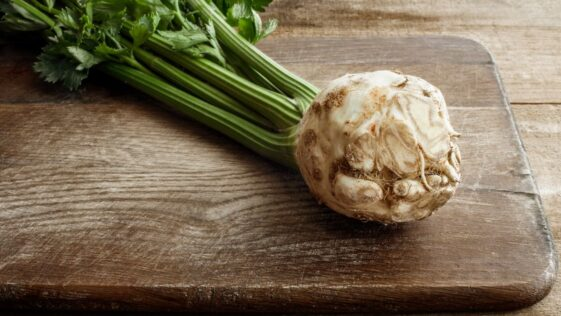 How To Prepare Celery Root