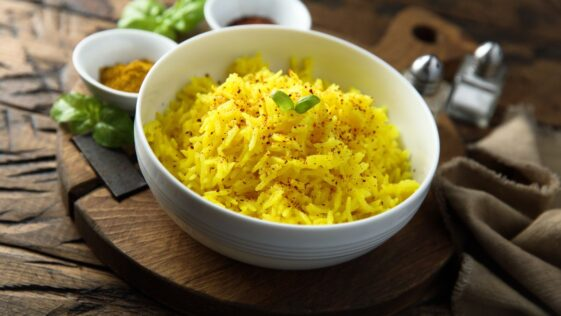 How to Make Indian Rice