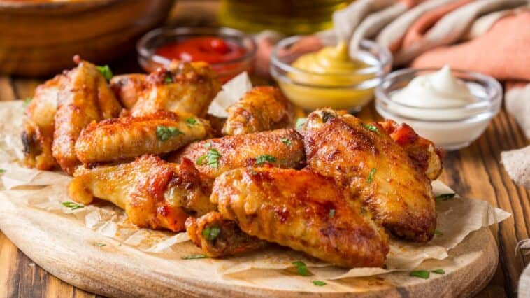 How to Make Old Bay Wings