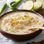 Instant Pot White Chicken Chilli Recipe