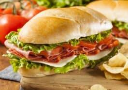 Italian Sub Sandwiches Recipe