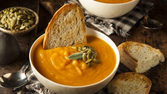 Kabocha Soup Recipe
